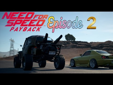 Lets Play Need For Speed Payback Ep 02- Reuniting The Crew