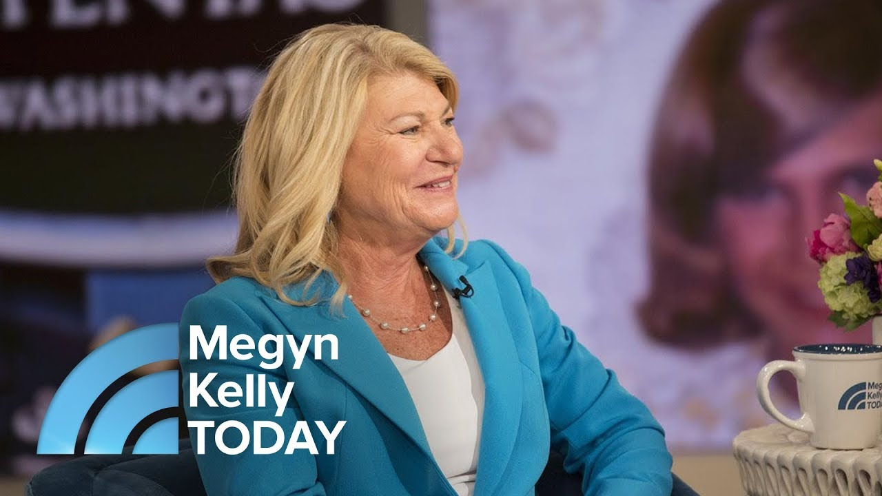 Gen. Ann Dunwoody: The First Woman To Become A 4-Star Officer In The US Military   Megyn Kelly TODAY