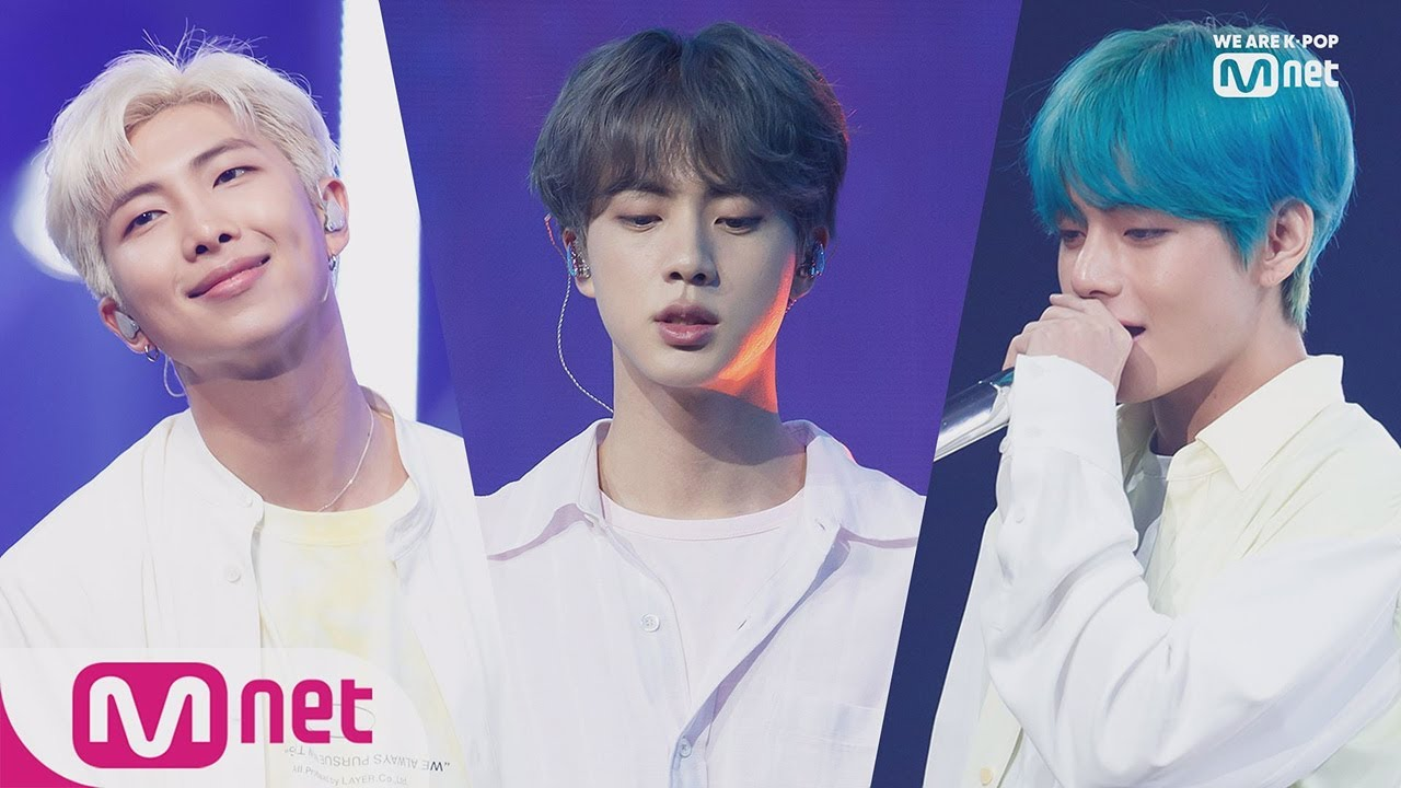 [BTS - Make It Right] Comeback Special Stage   M COUNTDOWN 190418 EP.615