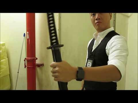 Spark Foam Swords