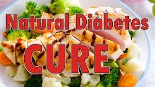 Let Nature Be The Cure For Diabetes | Natural Diabetes Treatment Reverse Diabetes