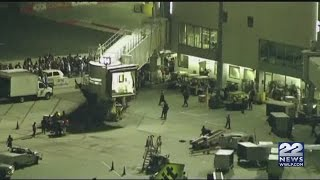 Travelers shocked by the deadly shooting at Fort Lauderdale airport