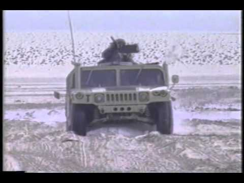 Humvee Hummer Gulf War