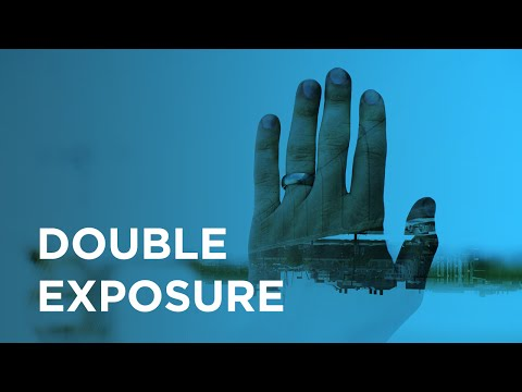 Double Exposure: Creative Photography Challenge #8