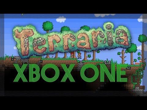 Terraria Xbox One - a Useless Beginning! [1]