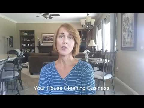Start your own house cleaning business?