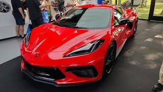 2020 C8 Corvette Walkaround and Details!!!