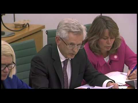Work and Pensions Select Committee 23/05/16