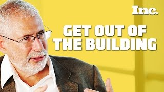Download Steve Blank: Want Your Startup to Succeed? 'Get Out of the Building'   Inc. Magazine Video