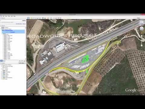 How to showcase AutoCAD drawings into Google Earth with just a few clicks!