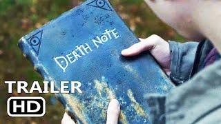 DEATH NOTE THE MOVIE Trailer (Netflix 2017)