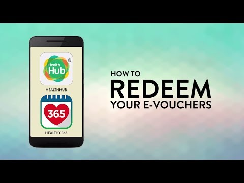 How to Redeem e-Vouchers
