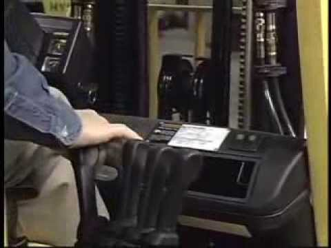 Powered Industrial Truck Training - Forklift Safety