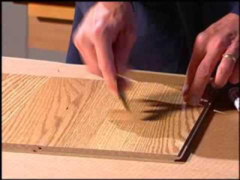 How to repair damaged laminate floor with FloorFil