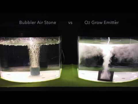 Bubbler Air Stone vs Emitter