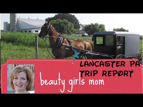 Lancaster PA Trip report