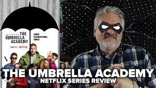 Download The Umbrella Academy (2019) Netflix Original Series Review (Season One) Video