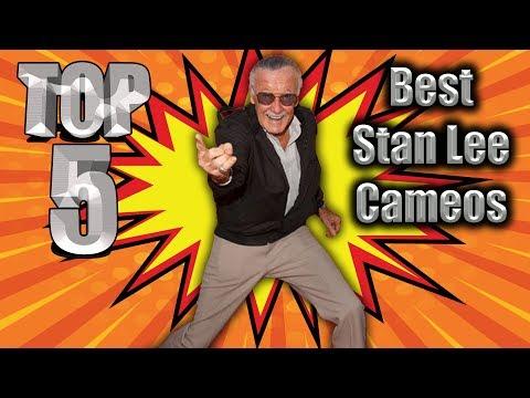 Top 5 Best Stan Lee Cameos