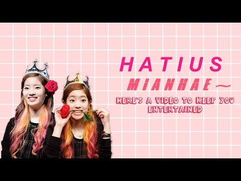 H   A   T   I   U   S / INSTAGRAM FAN ACCOUNTS AND KPOP EDITS / FACEBOOK PAGE