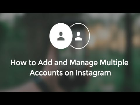 How to Add Second Instagram Account in Instagram App