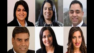 Ten people of Pakistani origin are members of the British House of Commons.