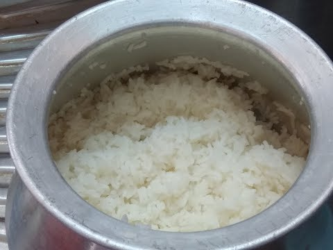 How to cook rice without rice cooker/cook rice in pot