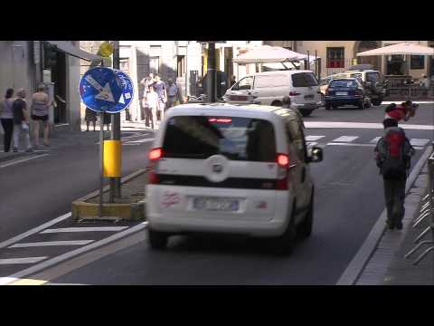 How to avoid a traffic ticket in Florence
