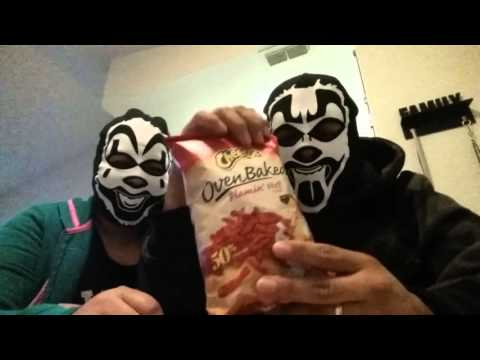 Oven baked hot cheetos review