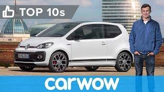 Volkswagen up! GTI 2018 - as good as the Mk1 Golf GTI? | Top10s