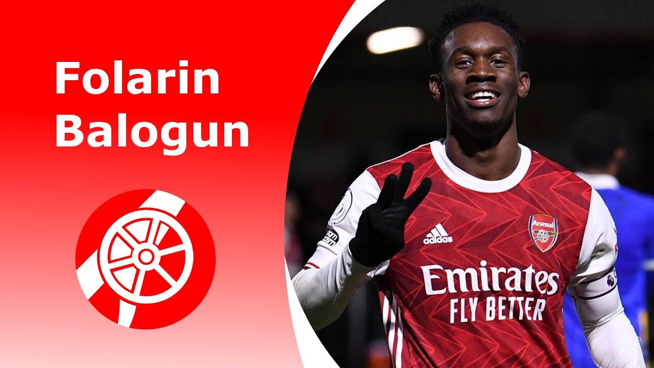 Folarin Balogun 20/21 - Goals, Assists, Chances