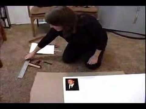 A Guide to Poster Mounting : How to Prepare to Cut for Poster Mounting