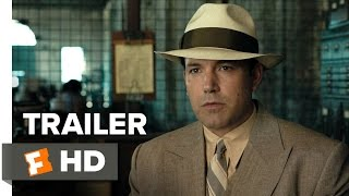 Live by Night Official Trailer 2 (2016) - Ben Affleck Movie