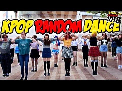 Kpop Random Dance Game #3 | Yorkshire Cosplay Con【Xina】