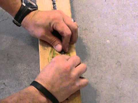 How To Remove A Bike Chain Link Without Chain Tool In Less than 60 sec. GO