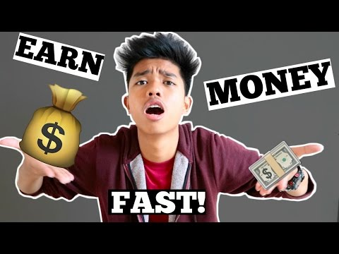 How To Make Money as a Teenager FAST!!! | Philippines