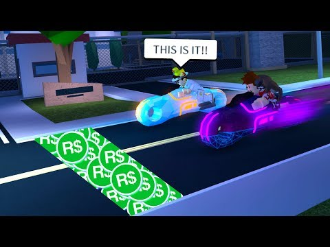 You Won't BELIEVE Who Won 250,000 Robux.. (Roblox)