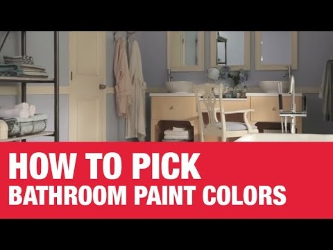 How To Pick A Bathroom Paint Color - Ace Hardware