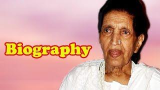 Mubarak Begum - Biography