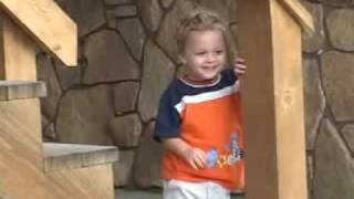 Michael at 2 yrs old in Minnesota - Autism & Chelation