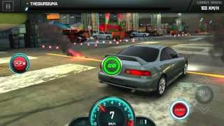 FF6 The Game - Fast and Furious 6 - Android Games SG Note 2