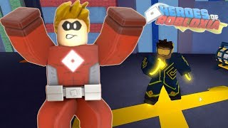 Roblox / Super Heroes of Robloxia - Mission 1 / Gamer Chad Plays
