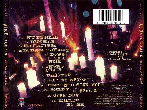 Alice In Chains   Unplugged Full Album