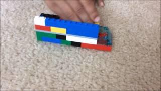 Lego Submarine Simple Way!