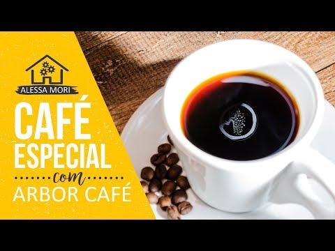 ⭐ CAFÉ ESPECIAL COM A ARBOR CAFÉ + PREPARO COM HARIO V60