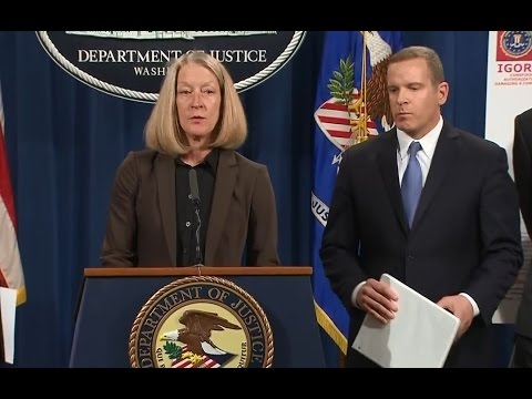 YAHOO DATA BREECH:  Dept. Justice Officials On The Yahoo Hacking Investigation