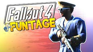 Fallout 4 FUNTAGE! - COMIC ADVENTURE!