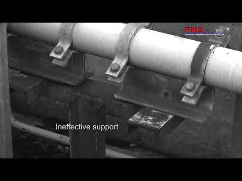 Piping - Pipework Problem Excessive vibration