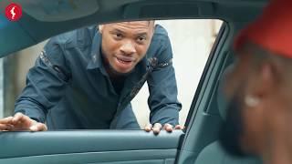 BRODASHAGGI TEACHES POCO LEE HOW TO DRIVE