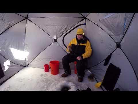 High Presure Early Ice Panfish