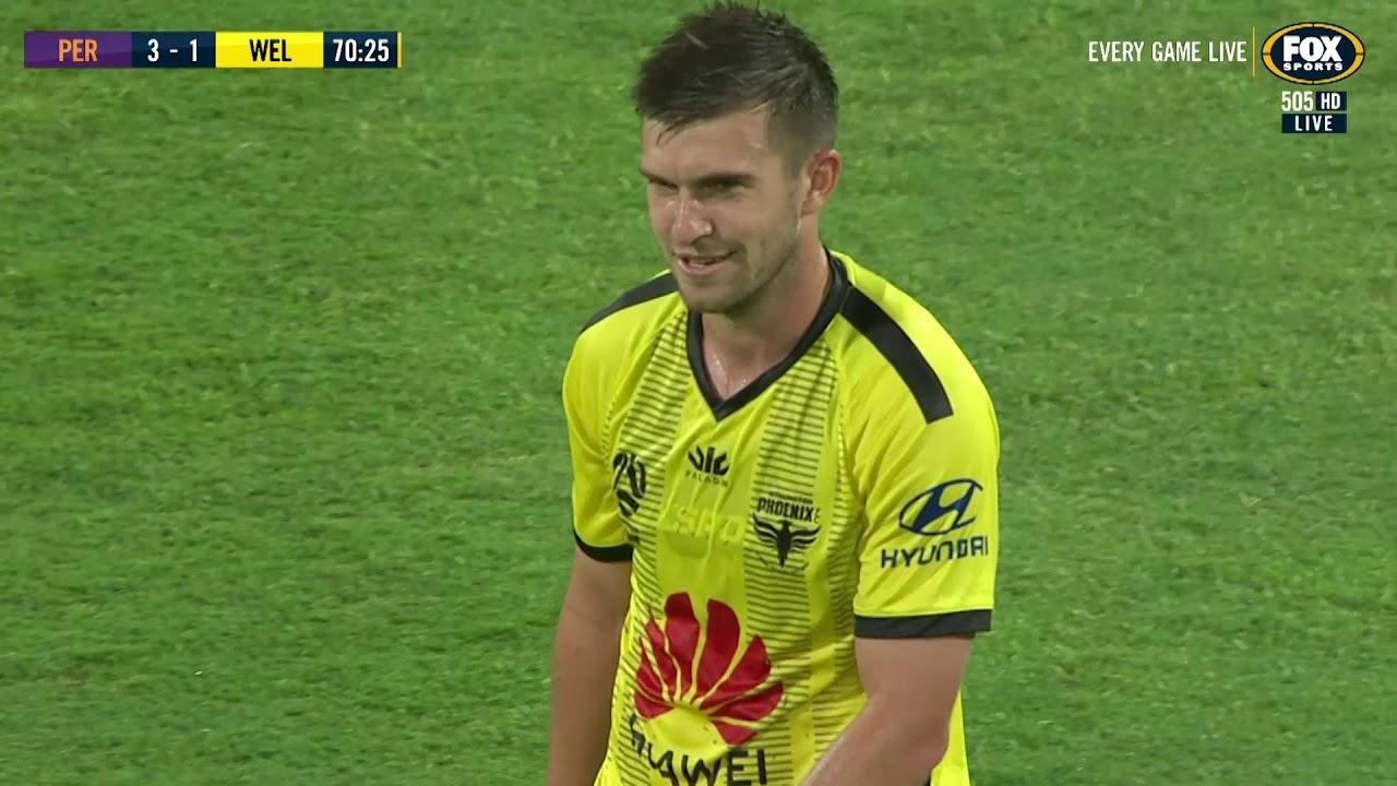 Highlights | Perth Glory vs Wellington Phoenix